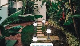 Bahçeniz Işıl Işıl Aydınlansın
